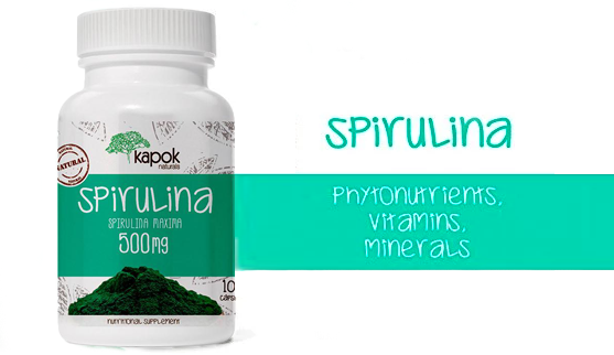Spirulina Benefits and Nutrition Facts