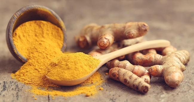 best natural treatments for Joint Disease are Curcumin