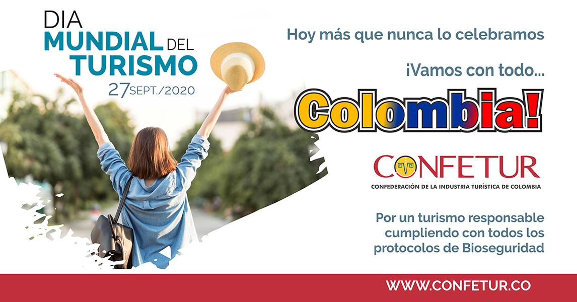 Colombia Vive Nuevamente.
