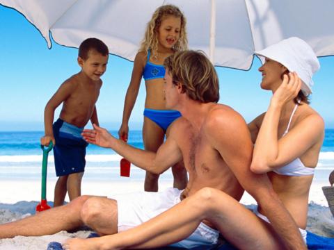 ¡Día de Playa en Familia!