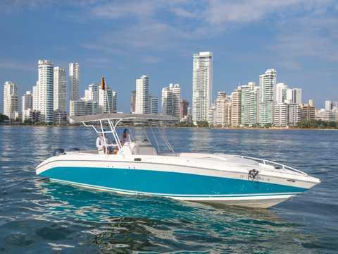 Día en las Islas en bote privado
