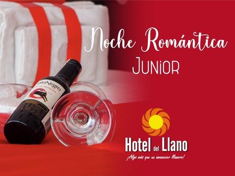 Noche Romántica Junior Suite