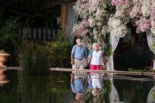 Jardín Botánico de Vallarta, uno de los menores de Norteamérica.
