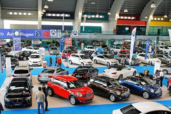 XV Salón Internacional del automóvil 2016