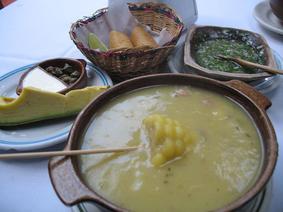 Gastronomía de Boyacá