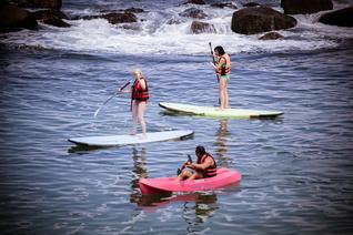 Writers visit Costa Sur Resort & Spa