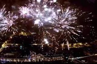 Festival de Luces en villa de Leyva 2019