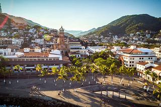El Puerto Vallarta del Hotel Rosita
