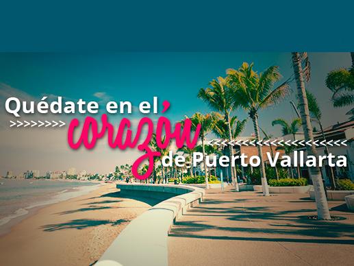 ¿Vienes a Puerto Vallarta? Hospédate en Hotel Rosita