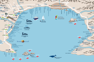 Puerto Vallarta Mapas