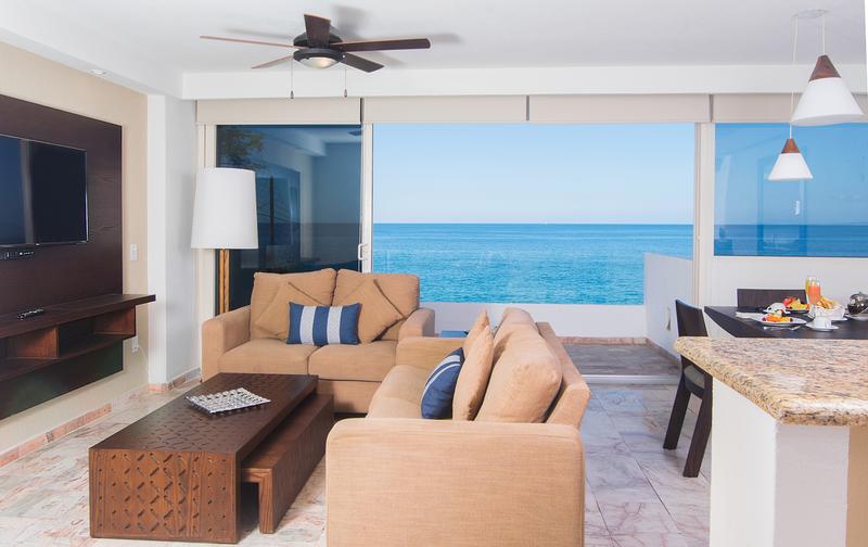 Costa Sur Resort Puerto Vallarta unveils new oceanfront rooms.