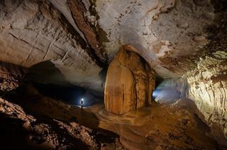 Lagunas y cavernas, lo que hallaron unos caminantes al sur de Bogotá