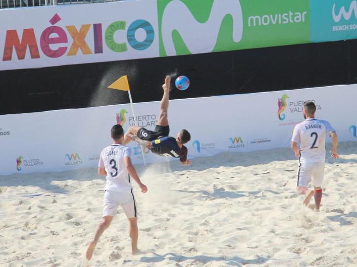 Torneo Pre-mundial de Fútbol de Playa Concacaf 2019