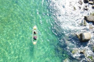 Things to do in Puerto Vallarta: Kayaking