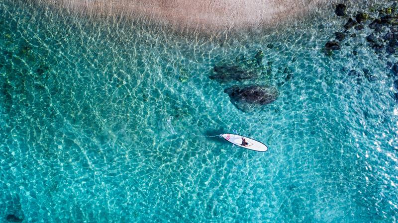 Que hacer en Puerto Vallarta - Paddleboarding