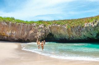 3 playas escondidas en Puerto Vallarta