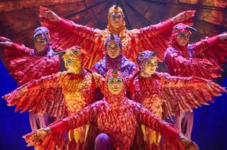 """""""Luzia"""" del Cirque du Soleil ¡por fin llega a nuestro país!"""