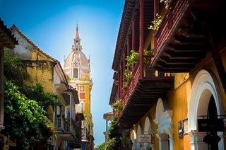 Colombia, principal destino de Suramérica