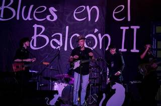 El blues se toma a Sevilla, Valle, con el 'Festival Blues en el Balcón'