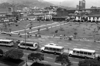 Plaza Cisneros: auge y ocaso del antiguo centro de Medellín