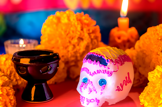 Data you knew about the traditional Day of the Dead in Mexico