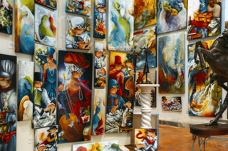 The best art galleries in Puerto Vallarta