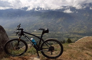 ⇒ Rutas en bicicleta para recorrer  los paisajes más naturales de Barbosa ⇒