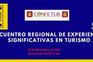I ENCUENTRO REGIONAL DE EXPERIENCIAS SIGNIFICATIVAS EN TURISMO
