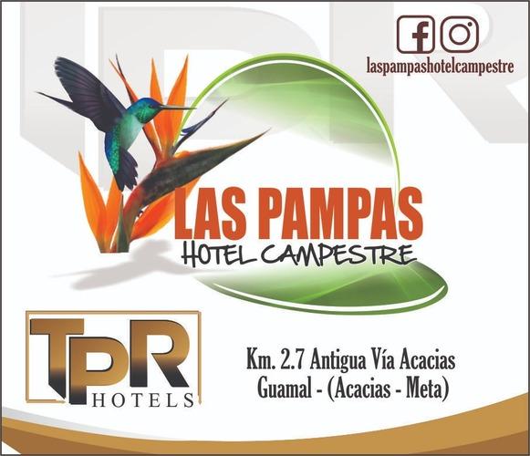 Hotel TPR Campestre Las Pampas