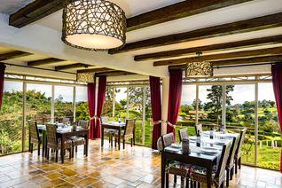 Gastronomía Hotel Estrella del Monte