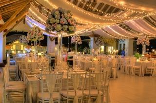 Decoración para Matrimonios - Salón de Recepcion
