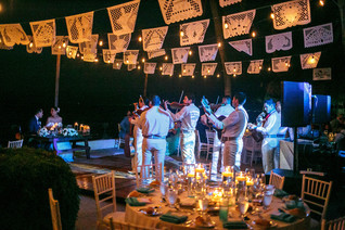 Photos de mariage à South Coast Puerto Vallarta