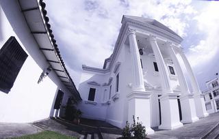 CARTAGO, IGLESIAS Y SU ARQUITECTURA