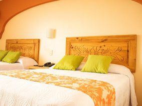 Rooms Hotel Pescador