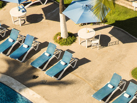 Zonas Comunes Hotel Pescador