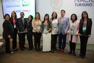 Premio Nacional de Turismo Sostenible - Anato 2015