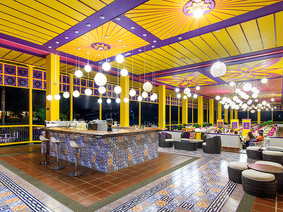 Restaurante Color Hotel Mocawa Resort
