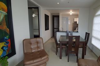 Apartamento 2 Alcobas con Balcon
