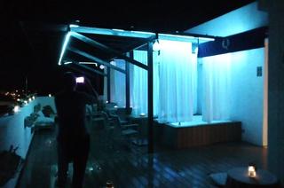 Terraza - Hotel Quinto Nivel