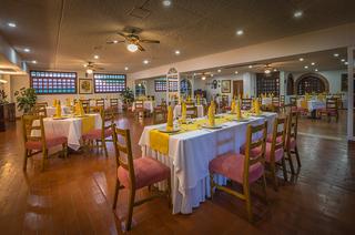 Restaurante - Princesa Chicalá