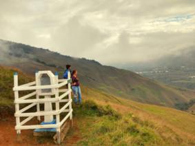 Senderismo y Paisaje Cerro El Pesetas