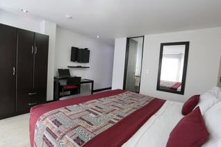 Habitaciones Hotel Bogotá Expo