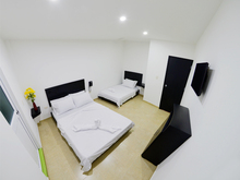 Habitación Triple - Ventilador