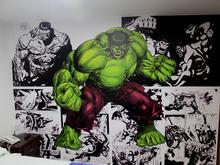 Habitación Triple - Hulk