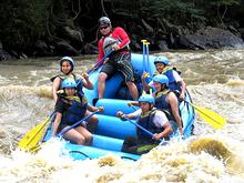 Rafting Nivel 2 y 3 - 11 Kilómetros
