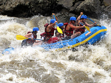 Rafting Nivel 3, 4 & 5 - 15 Kilómetros