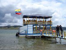 Paseo en Ferry por el Lago Calima