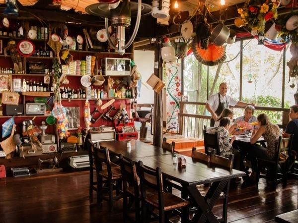 Restaurante El Solar in Armenia