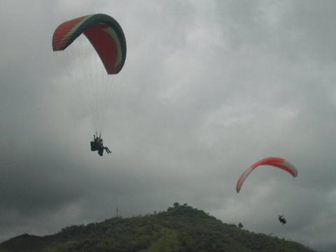 Parapente en Villavicencio - Al Extremo