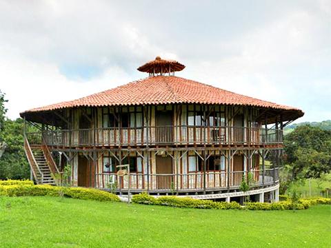 Hotel San Agustín Internacional - Maloka Indígena